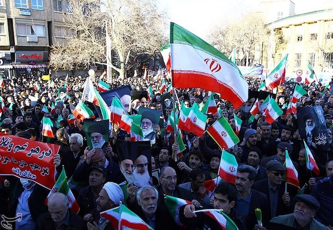 Arab Spring vs Iranian Spring: Why protests are important for a state?