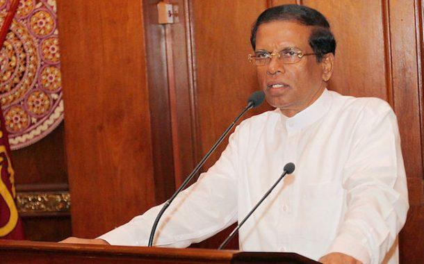 Sri Lankan president signs gazette declaring week-long state of emergency