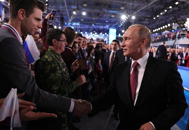Putinism in Russia: Has Vladimir Putin become the new Tsar?