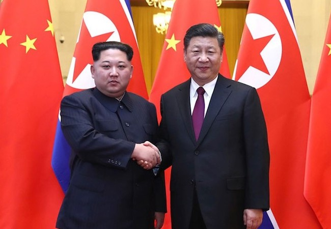 Rationales behind the turnaround of China's relations with DPRK