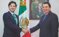 Ambassador Miranda on bilateral relations between Mexico and Saudi Arabia
