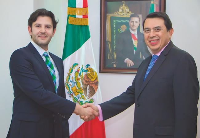 Ambassador Miranda on bilateral relations between Mexico and Saudi Arabia