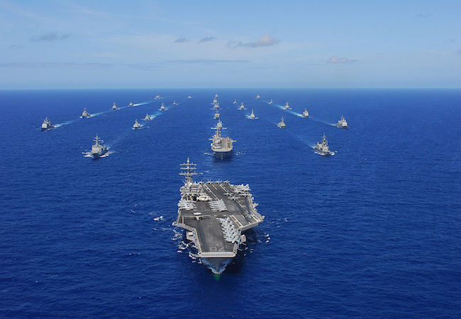 The U.S. engagement with South Asia through the Indo-Pacific foreign policy