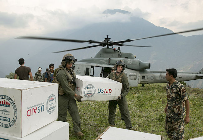 Will the USAID's shrinking hasten demise of democracy?