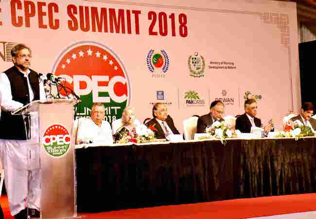 Analyzing CPEC Summit 2018