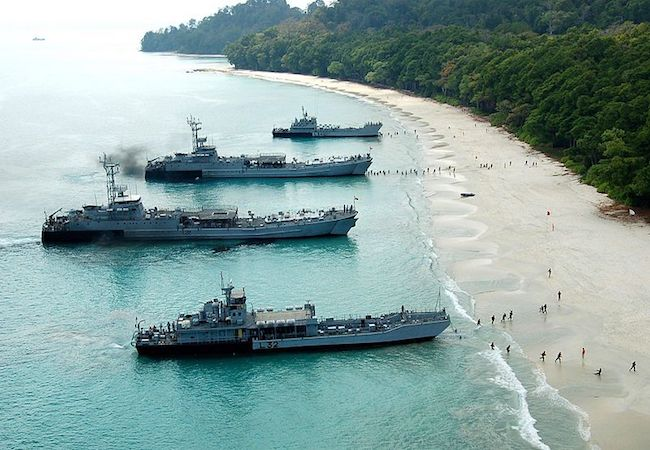 South Asia's maritime defense strategy: A key to stability between India, Sri Lanka and Maldives