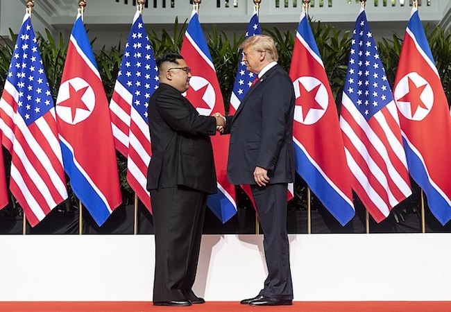 Singapore summit: Challenges and prospects