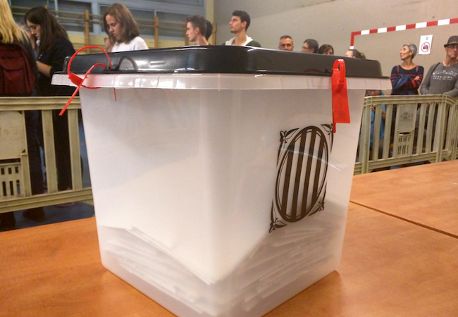 Referendum – a political hot potato?