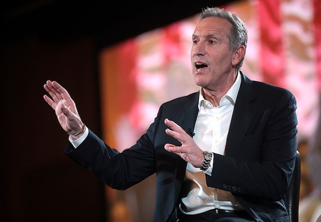 Howard Schultz, the Democratic Party and the future of liberalism