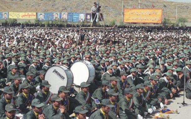 Is 'terrorist' designation appropriate response to IRGC's atrocious actions?