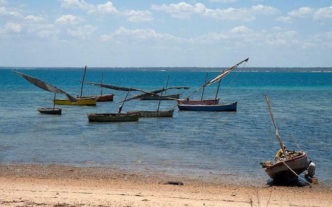 Battleground Mozambique: China versus the U S  - Foreign Policy News